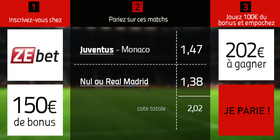paris sportifs real madrid