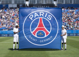 psg logo illustration